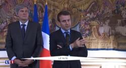 Agriculteurs : Macron veut une solution tripartite pour le lait