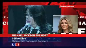"""Céline Dion : """"Je suis en état de choc"""""""