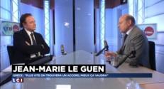 """Jean-Marie Le Guen : """"Le gouvernement grec a du mal à tenir une position définitive"""""""