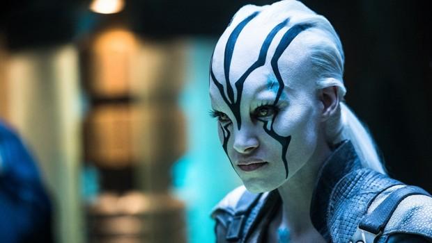 Sofia Boutella est Jaylah dans Star Trek