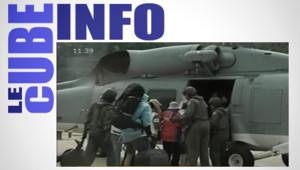 Thaïlande : l'armée évacue les touristes