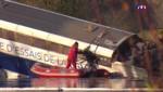 Accident de TGV : le bilan monte à 11 morts, des questions subsistent