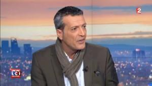 Edouard Martin, syndicaliste de Florange, tête de liste PS aux élections européennes