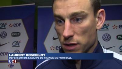 """France-Danemark (2-0) : """"Ce match contre le Brésil, on l'a oublié"""""""