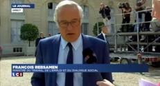 "Hollande se met ""au service des Français"", selon Rebsamen"