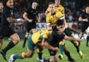 La Nouvelle-Zélande et l'Australie lors de leur dernière confrontation en août dernier.
