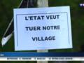 Le 13 heures du 25 mai 2015 : Vosges : les petites communes grognent face à la réforme territoriale - 403