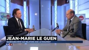 """Le Guen sur la crise grecque : """"Plus vite on trouvera un accord, mieux ça vaudra"""""""