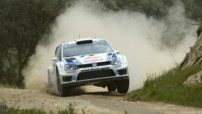 Ogier - WRC Rallye Portugal