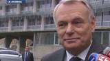 """Remaniement ministériel : Ayrault """"reste serein"""""""