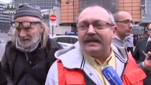 """Attentats à Bruxelles, un pompier raconte : """"La chose la plus grave que j'ai vue en 40 ans de métier"""""""