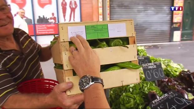 Comment contrôle-t-on la provenance des fruits et légumes ?
