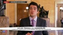 La loi Travail à l'Assemblée : l'exécutif compte sur le ralliement des députés frondeurs