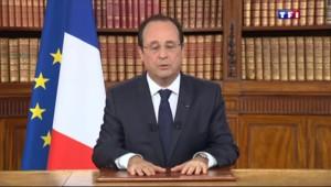 Le discours intégral de François Hollande