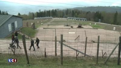Libération des camps : Hollande en commémoration à Struthof