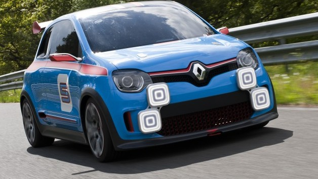 Renault dévoile son concept Twin Run