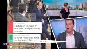 """""""Faut qu'Hollande se casse"""" : l'Elysée piégé sur Periscope"""
