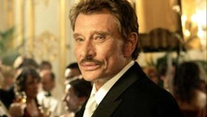 johnny hallyday dans le film Quartier VIP