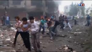 Le 13 heures du 12 mai 2013 : Turquie: 43 morts dans un double attentat, le pire depuis le d�t de la crise syrienne - 296.98699999999997