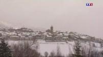 Premières neiges dans les Pyrénées-Orientales