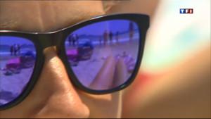 Sous le soleil de Marseille - lunettes été plage printemps météo