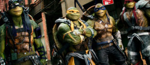 Un extrait du film Ninja Turtles 2.