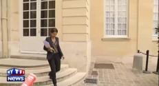 """Un journaliste à Vallaud-Belkacem : """"Il vous a dit quoi Valls ?"""", """"... Au travail"""""""