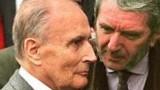 L'hommage de Jarnac à Mitterrand