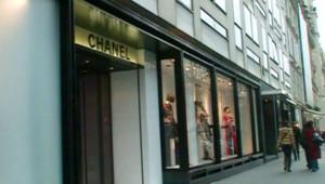 Boutique Chanel à Paris
