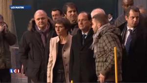"""Dans son livre, Hollande """"essaie de jouer à la confidence"""""""