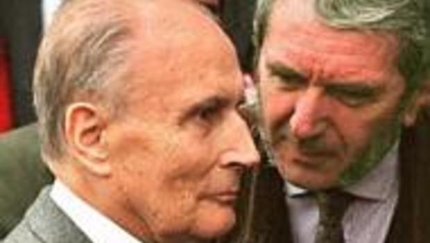 Mitterrand et les astres