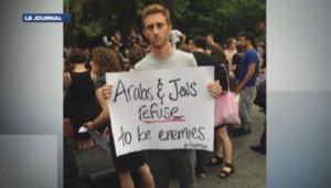 Sur les réseaux sociaux, juifs et arabes refusent d'être ennemis.