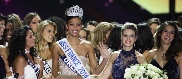 Flora Coquerel, Miss Orléanais 2013, Miss France 2014