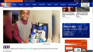 A sept ans, cet enfant récolte 11.000 euros pour aider les enfants de Flint à se laver les mains