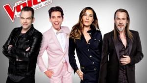 Garou, Mika, Zazie et Florent Pagny, les coachs de The Voice saison 5