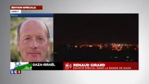 L'offensive terrestre israélienne a commencé à Gaza