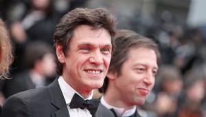 Le comédien et chanteur Marc Lavoine - Festival de Cannes 2010