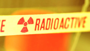 Le symbole de la radioactivité