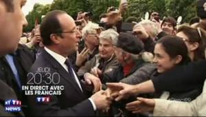 François Hollande en direct avec les Français : l'interview de Catherine Nayl