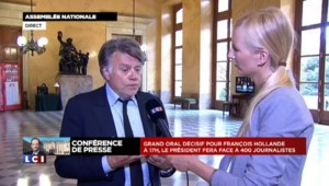 "Gilbert Collard : François Hollande n'est plus ""audible"""