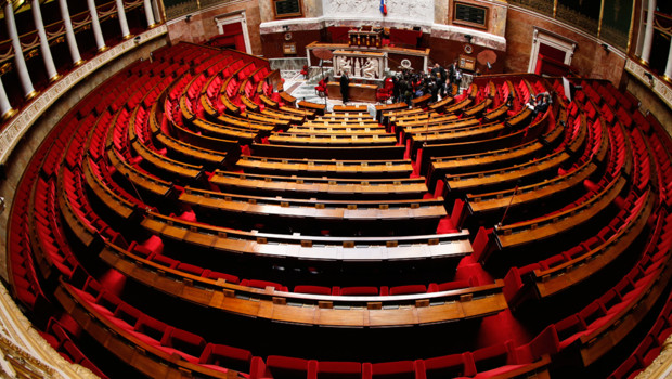 L'Assemblée nationale/juin 2012/Image d'archives