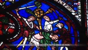 La cathédrale de Chartes, un joyau d'histoire