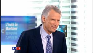 LCI - Dominique De Villepin est l'invité politique de Christophe Barbier