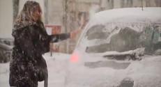 Le 13 heures du 30 janvier 2015 : Dans le Doubs, affronter la neige est une habitude - 953.141