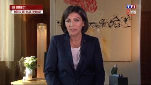 """Le 13 heures du 5 avril 2014 : Anne Hidalgo : """"Un beau rassemblement pour Paris"""" - 324.06880195617674"""