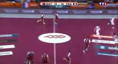 Mondial de handball: le Qatar à un point de l'égalisation