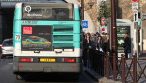 Un bus de la RATP (archives).