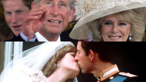 Charles Lady di Diana Camilla mariage divorce couronne anglaise princesse Angleterre