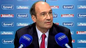 Eric Woerth au Grand Rendez-vous Europe 1/Le Parisien (4 janvier 2008)