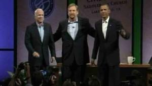 John McCain Barack Obama